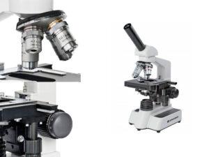 Gevorderden microscoop monoculair