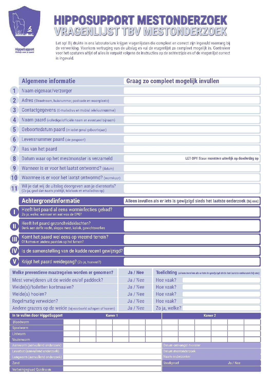 Standaard + Aanvullend Leverbotonderzoek