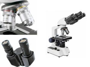 Professionele microscoop binoculair